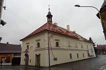 Budova frýdlantského Špitálku.