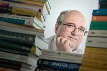 Rektor TUL Miroslav Brzezina