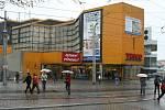 Liberec, obchodní dům Ještěd Tesco, 2008.