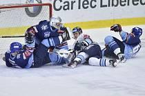 Liberečtí hokejisté zdolali Kladno i díky čtyřem využitým přesilovkám.