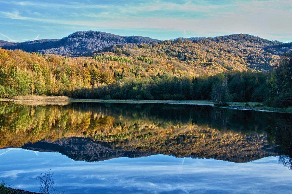 Šolcův rybník - Zrcadlák.
