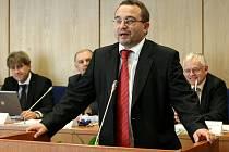 Za reformu sítě středních škol se přijel osobně přimluvit i ministr školství Josef Dobeš.