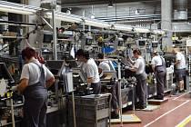 Společnost Denso Manufacturing v Liberci.