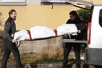 Ilustrační. Smrt. Úmrtí. Pohřební služba.