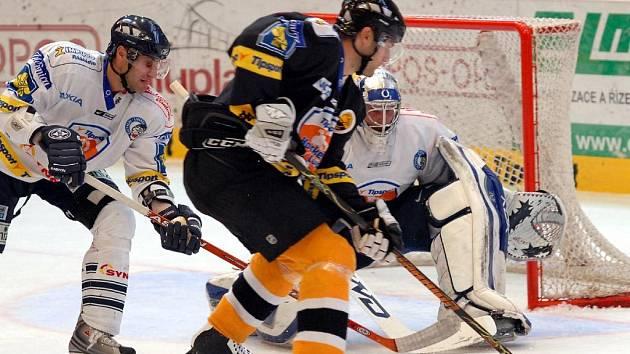 Hokejisté Liberce a Litvínova ve čtvrtek zahájí tažení Tipsport Cupem.