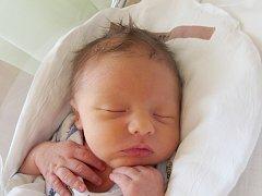 TADEÁŠ HURYCH Narodil se 8. dubna 2018 v liberecké porodnici mamince Martině Hurych Sendreiové z Liberce. Vážil 3,07 kg a měřil 50 cm.