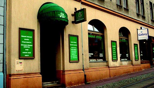 JAS. Petří mezi první vegetariánské restaurace.