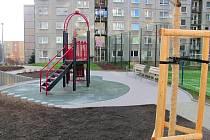 Kromě nového hřiště v rochlici přibudou i noá parkovací místa nebo bezpečnostní kamery