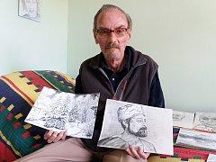 Jiří Ježek, 76 let, Domov důchodců Marta Vratislavice nad Nisou.