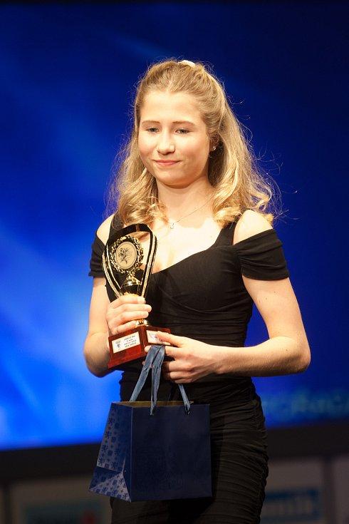 Nejúspěšnější sportovec roku 2018 konaný v libereckém divadle F. X. Šaldy