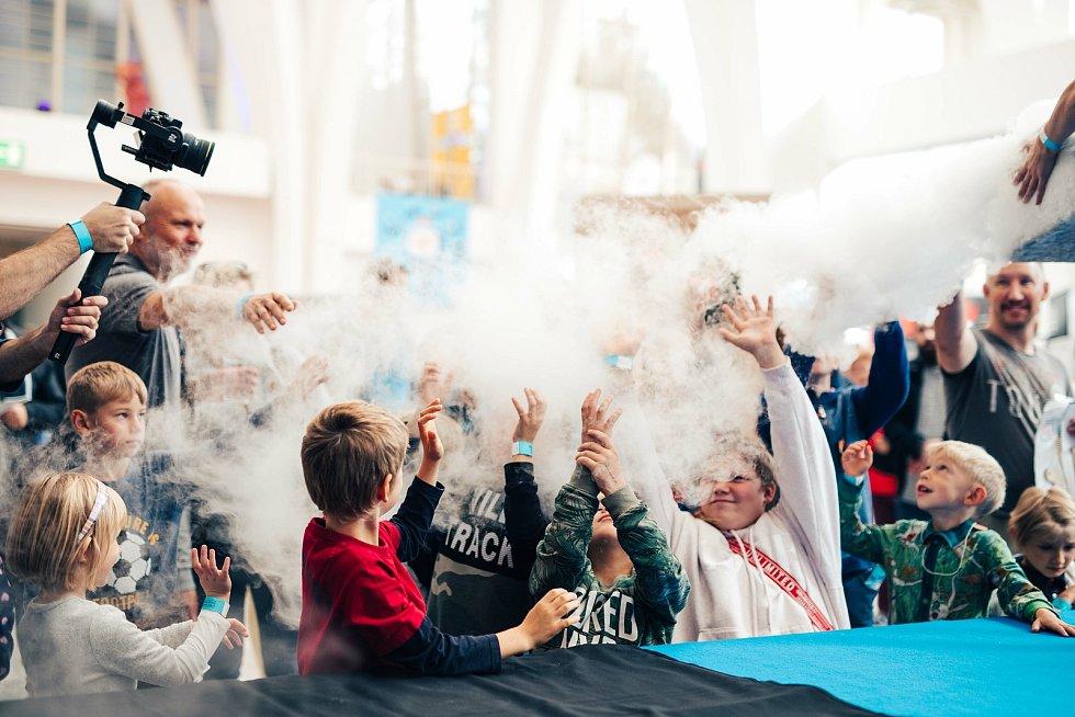 Mini Maker Faire v Brně.