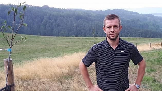 Jiří Klápště, vedoucí CHKO Český ráj.