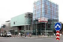 Obchodní centrum Liberec Plaza.