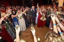 Maturitní ples MN4, Z4, N2 - škola Kateřinky