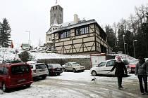 Liberecká výšina v sobotu slavnostně otevřela