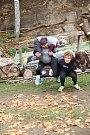 NA BOOTCAMP MIX GAMES soutěžili dospěláci ve smíšených dvojicích a užili si mnoho smíchu a zábavy.