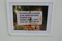 SNÍMKY Jana Buriana z různých částí světa vypovídaly o kultuře a úctě k mrtvým. Tenhle snímek je z Česka...