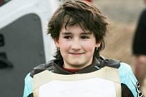 Jedenáctiletá Michaela Krupičková.