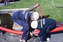 První závody hasičského dorostu se v novém školním roce konaly v září ve Stráži nad Nisou pod názvem Strážský vršek. Mladé hasiče z Vratislavic reprezentovala dvě družstva, a obě na soutěži vybojovala první místo.