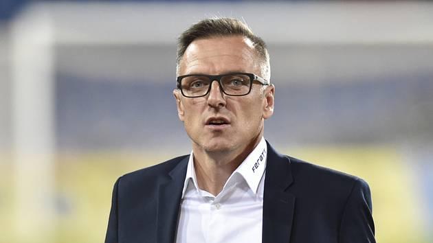 Luboš Kozel dovedl liberecký Slovan k první výhře.
