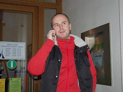 Tiskový mluvčí MS Liberec 2009 Zdeněk Soudný