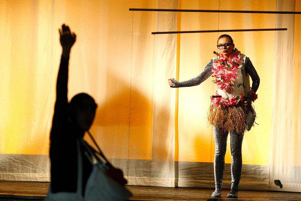 TUČŇÁCI NA ARŠE. Bláznivé představení pro celou rodinu pobaví děti i dospělé.