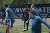 Mladý tým libereckého Slovanu bude hrát nově III. fotbalovou ligu.