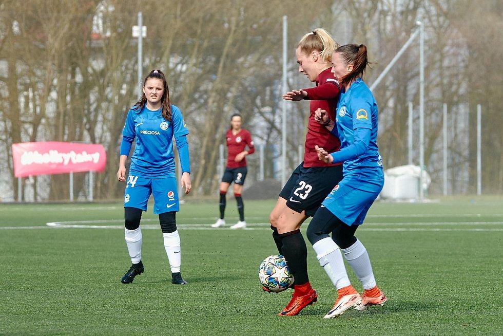 FC Slovan x Sparta – 1. liga žen