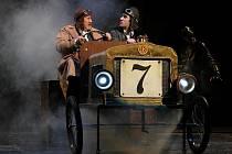 Po předání ocenění se konalo představení muzikálu Dědeček automobil v podání souboru Městského divadla z Mladé Boleslavi.