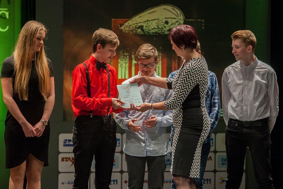 Vyhlášení ankety Nejúspěšnější sportovec Libereckého kraje za rok 2016 proběhlo 4. dubna v libereckém Divadle F. X. Šaldy.