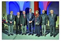 Šest osobností, které se zasloužily o dobré jméno Libereckého kraje, ocenil hejtman Stanislav Eichler.