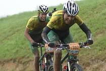 V sobotním deštivém počasí se uskutečnil závod Ještěd Tour Kooperativy 2010, který měl start a cíl ve sportovním areálu ve Vesci.