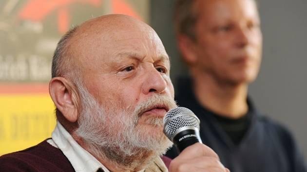 Arnošt Goldflam, dramatik, režisér a herec.