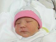 MAGDALENA ŠMÍDOVÁ Narodila se 24. července v liberecké porodnici mamince Lence Šmídové z Liberce. Vážila 3,14 kg a měřila 49 cm.