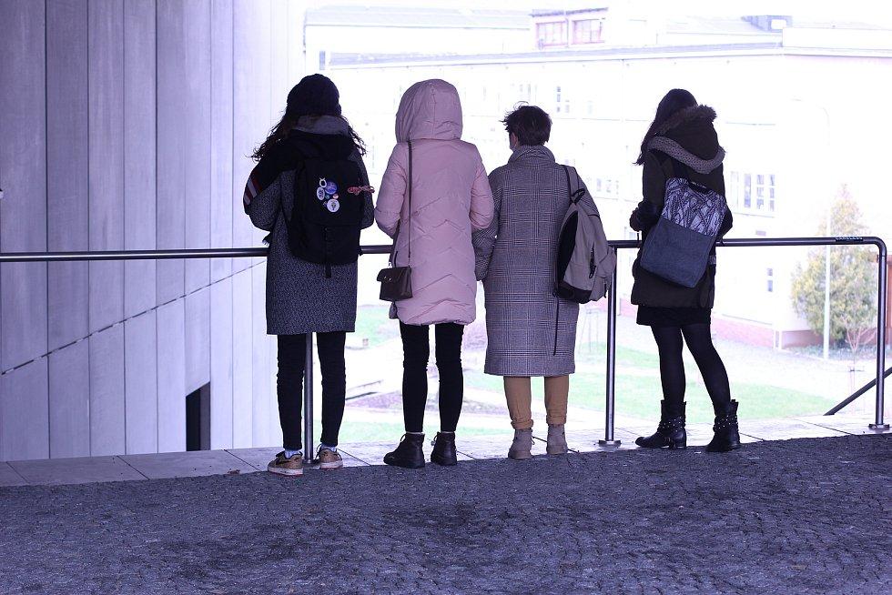Běloruští studenti našli útočiště na liberecké univerzitě