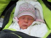JOSEFÍNA HOŘEJŠÍ  Narodila se 28. ledna v liberecké porodnici mamince Kateřině Ciklové z Liberce. Vážila 3,34 kg a měřila 50 cm.