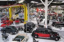 NOVĚ VZNIKAJÍCÍ TECHNICKÉ MUZEUM SE MÁ STÁT DALŠÍ CHLOUBOU LIBERCE. Návštěvníci v něm kromě aut, motorek a kol uvidí také kolejová vozidla nebo modely autíček.