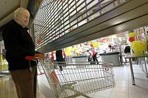 Nový supermarket vyroste ve Vratislavicích až za rok