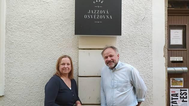 Magda a Standa Křížkovi.