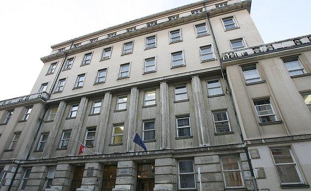 Ministerstvo práce a sociálních věcí. Ilustrační foto