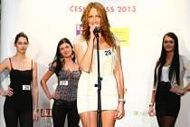 Casting na Českou miss v libereckém OC Forum