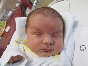 JIŘÍ JIŘÍMSKÝ Narodil se 13. dubna 2018 v liberecké porodnici mamince Kamile Měšťanové z Liberce. Vážil 4,02 kg a měřil 52 cm.