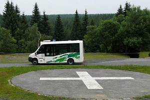 O autobusové spojení z Tanvaldu na Smědavu je zájem.