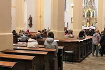 Kostel sv. Antonína Velikého v Liberci se také zapojil do Noci kostelů.