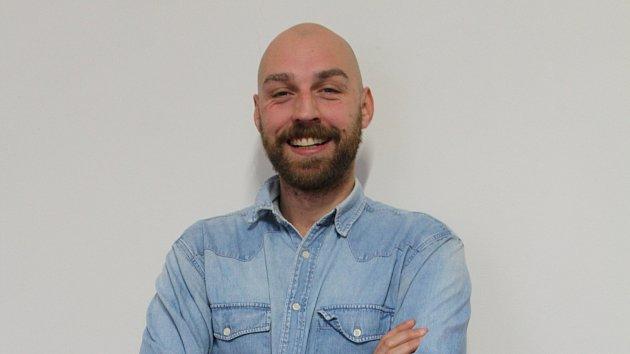 Šéfredaktor Libereckého deníku a editor Týdeníků Libereckého kraje Petr Vodseďálek.