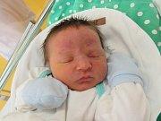 TOBIÁŠ TRAKAL  Narodil se 4. prosince v liberecké porodnici rodičům Lence a Romanovi Trakalovým z Liberce. Vážil 3,85 kg a měřil 50 cm.