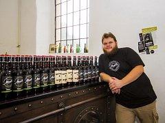 Zámecký pivovar Frýdlant, jeho vybavení a produkty.