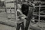 TOHLE JSEM JÁ. Fotografie a digitální kresby jabloneckého Tomáše Tesaře představují některé z klientů obecně prospěšné společnosti Rytmus Liberec.