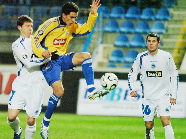 Fotbal - Liberec