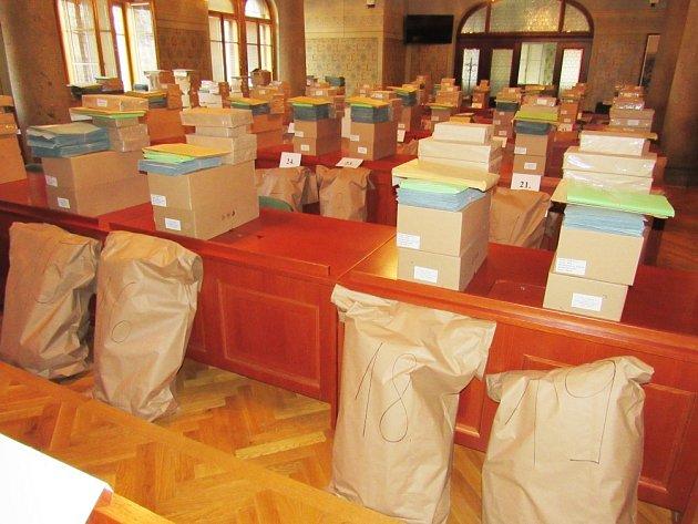 Příprava voleb na liberecké radnici.
